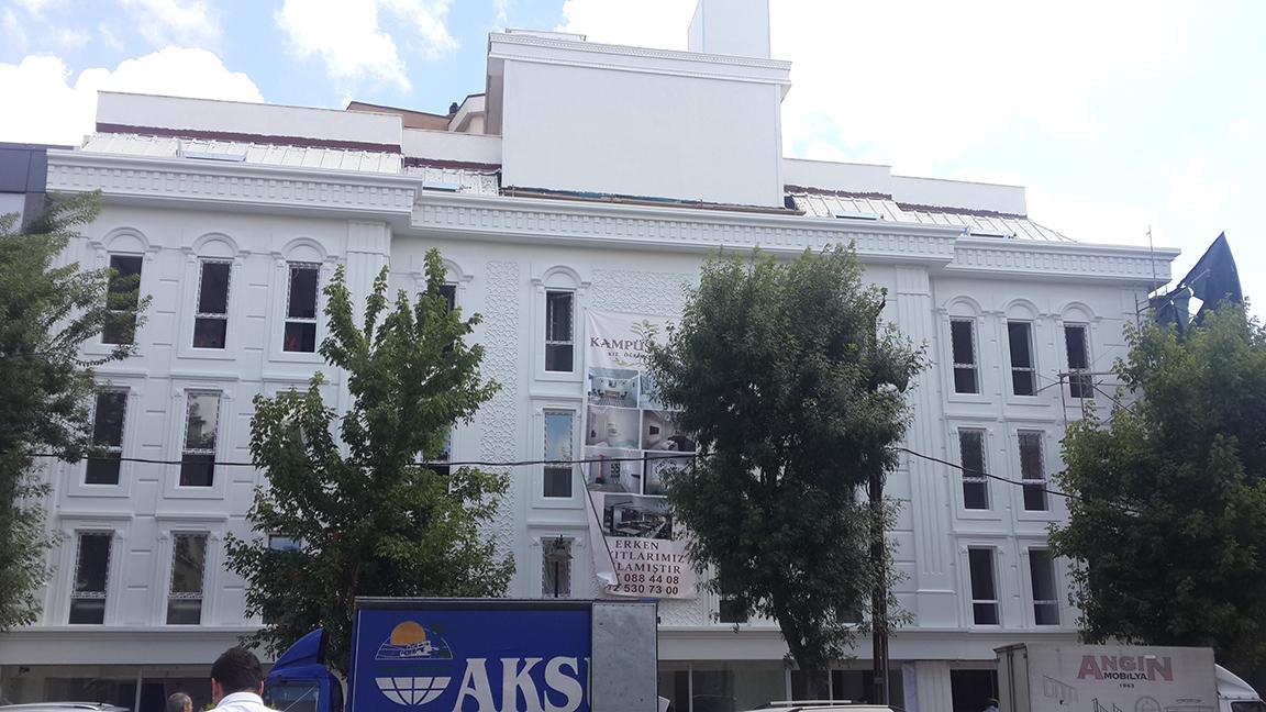 Avcilar Kiz �grenci Yurdu 12 06 2014