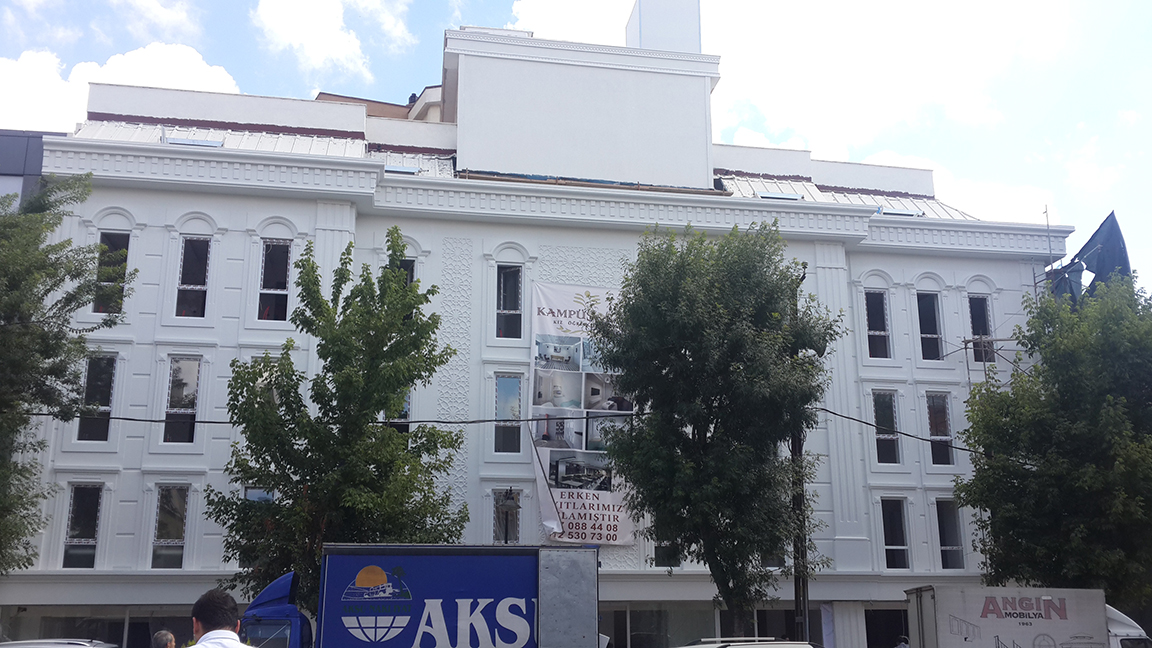 Avc�lar K�z ��renci Yurdu 12 06 2014