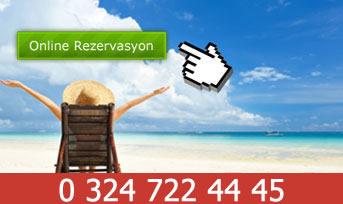 Online rezervasyon