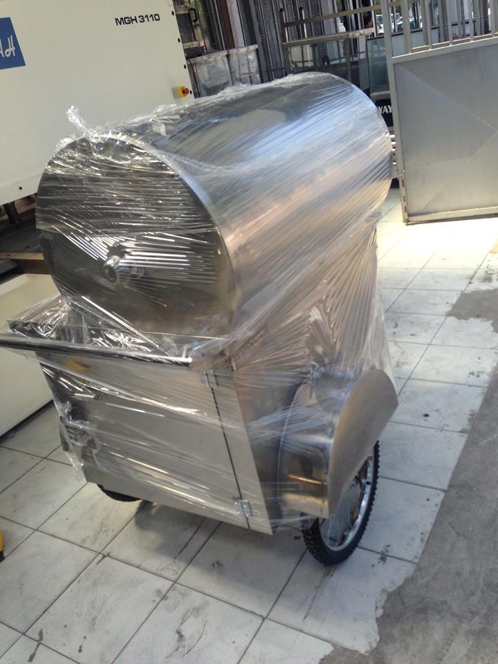 Kokoreç Arabası-Tekerlekli Kokoreç Arabası,Seyyar Kokoreç Arabası K2