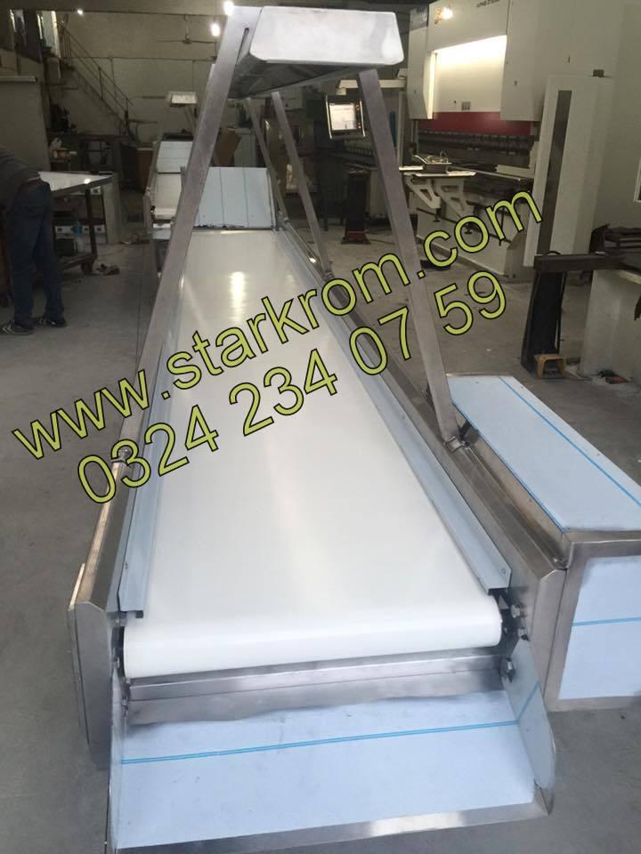 Konveyor Band Sistemi-Konveyor Band Sistemleri ve Uygulamaları Mersin