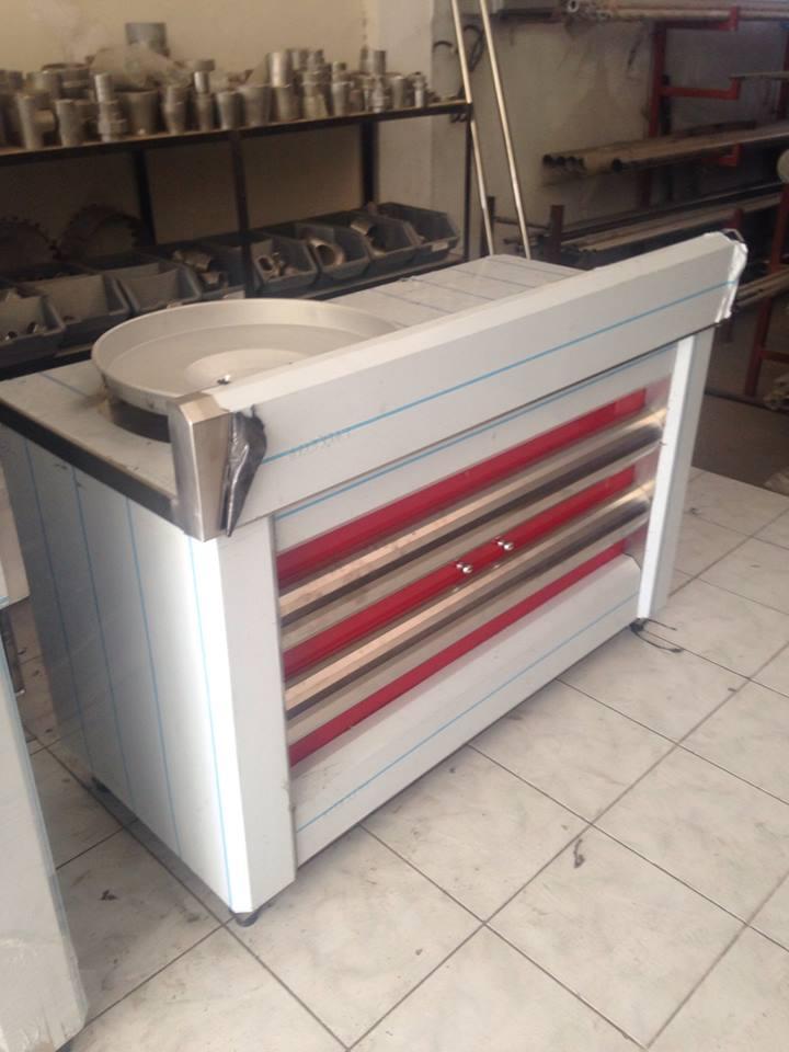Endüstriyel Mutfak Ekipmanları Ve Ayran Makinası,Tantuni Ocakları