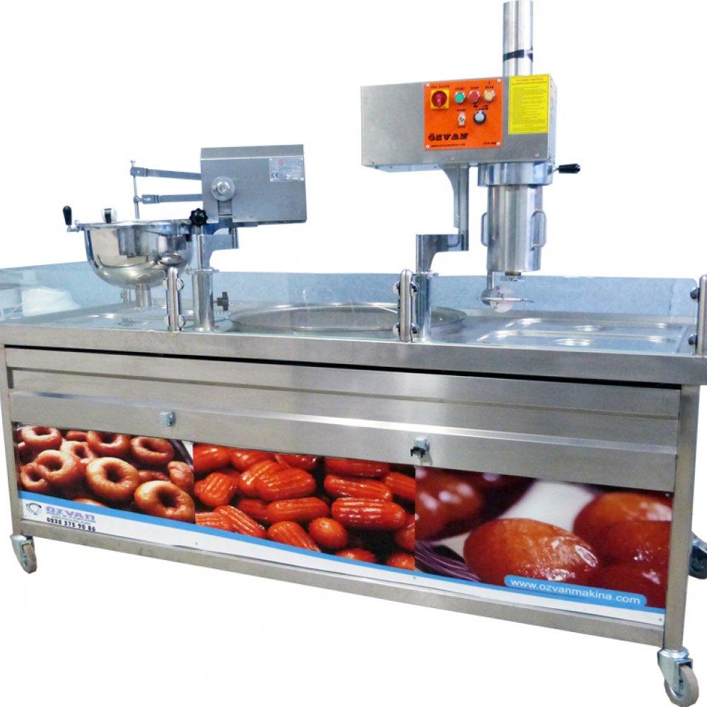 Lokma Makinesi Yeni Nesil