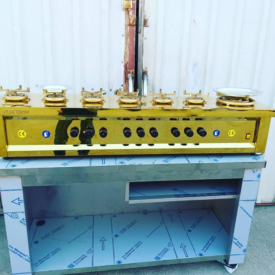 Modern Sarı Künefe Makinesi