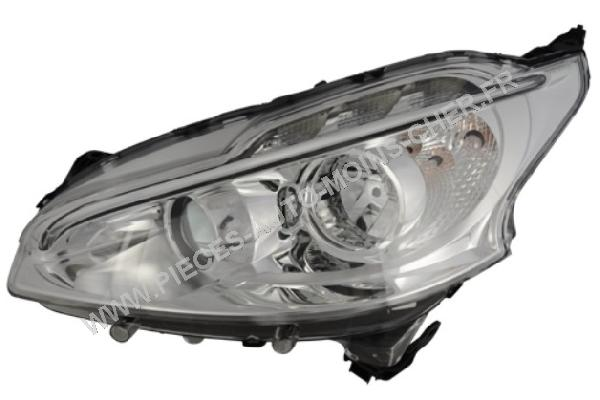 208 FAR KOMPLE SAG VE SOL ORJ.